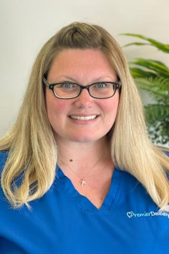 Kate- Office Coordinator and Dental Assistant
